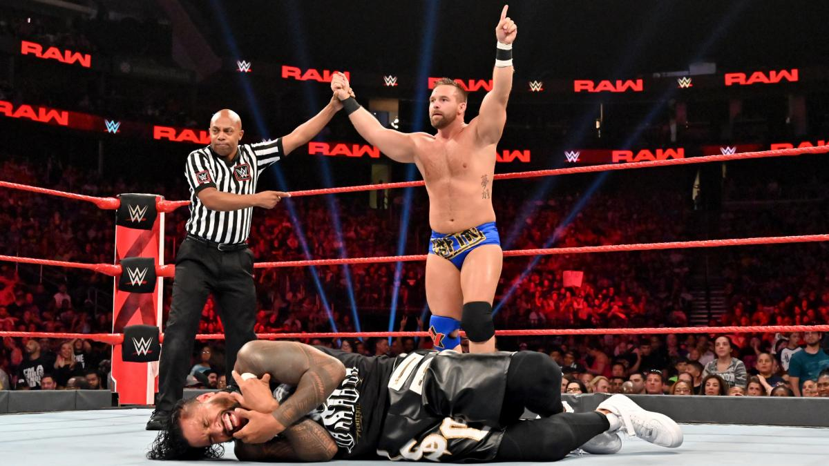 WWE Raw The Revival