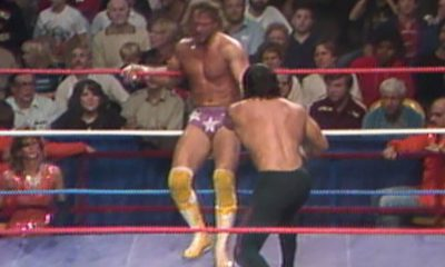 WWF Wrestling Classic Ricky Steamboat Randy Savage WWE