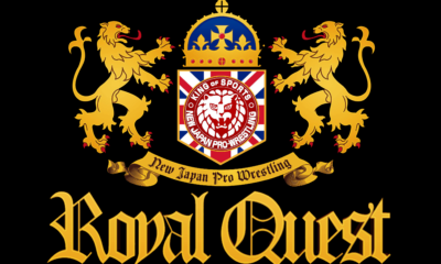 New Japan Royal Quest Logo