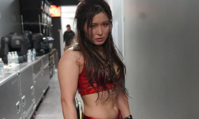 WWE NXT Io Shirai Heel Red