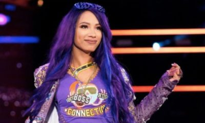 WWE Sasha Banks Raw Return