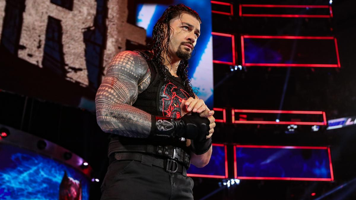 WWE Smackdown Roman Reigns