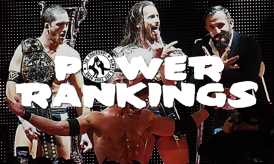 Chairshot Power Rankings