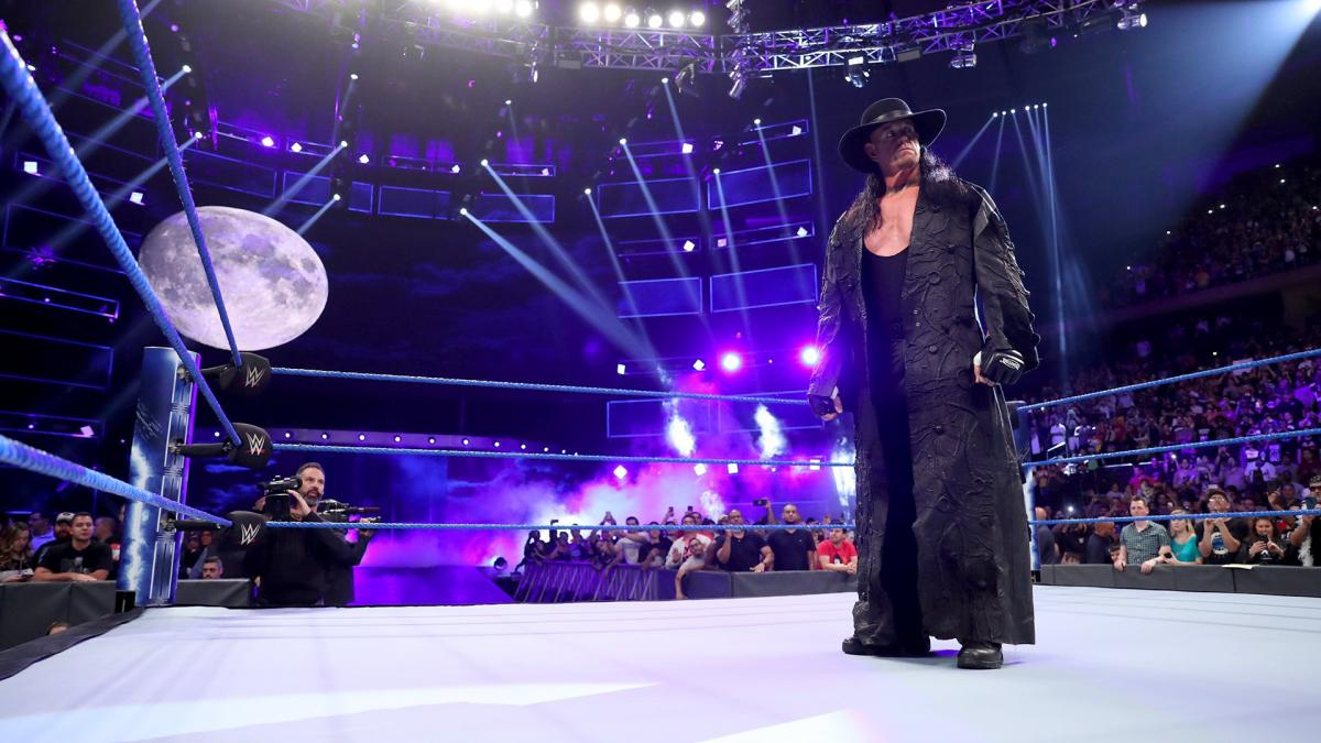 The Undertaker WWE Smackdown