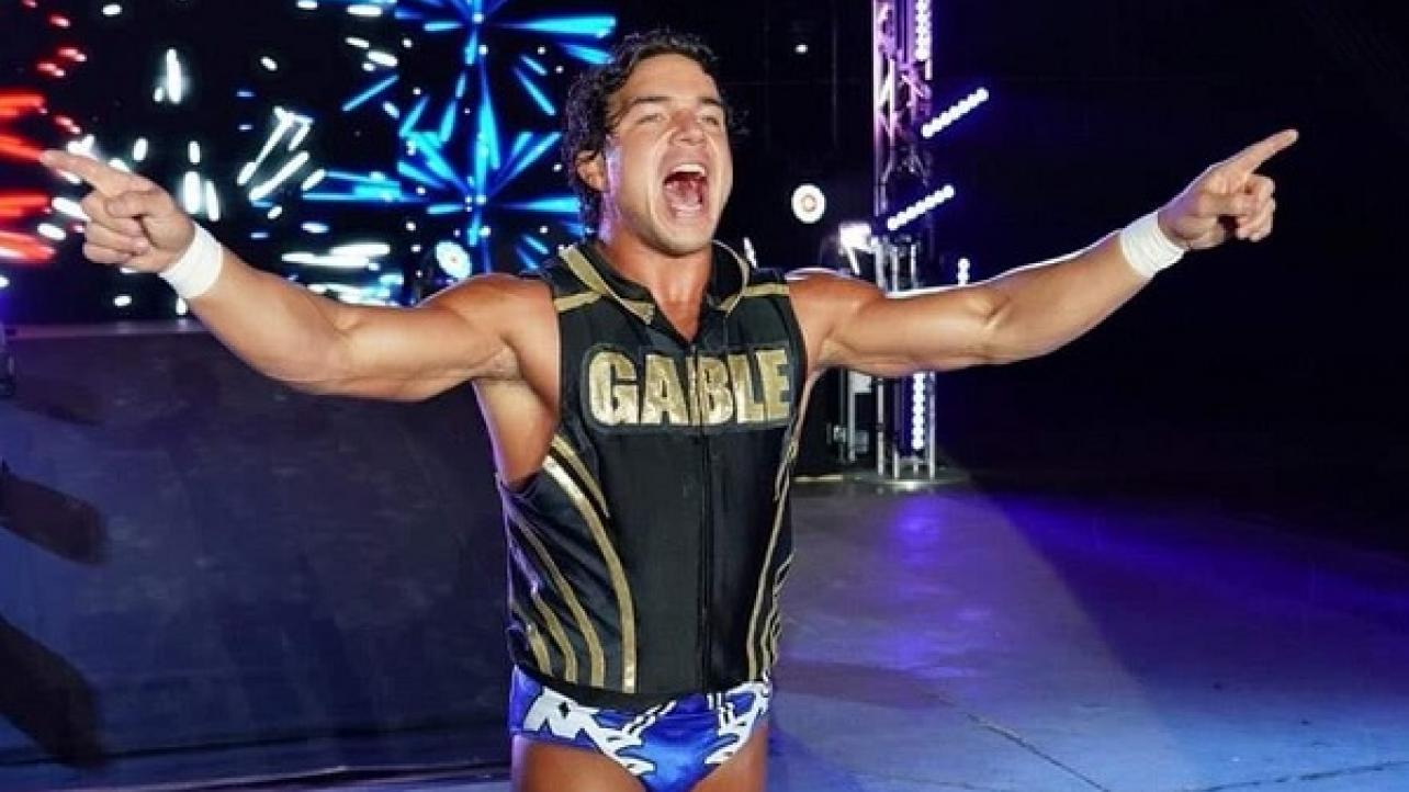WWE Chad Gable