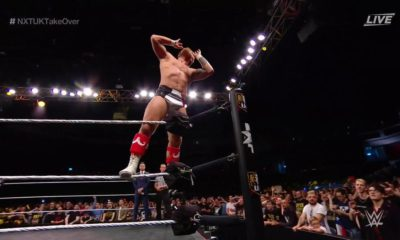 WWE NXT UK Tyler Bate