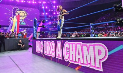 WWE Smackdown Bayley