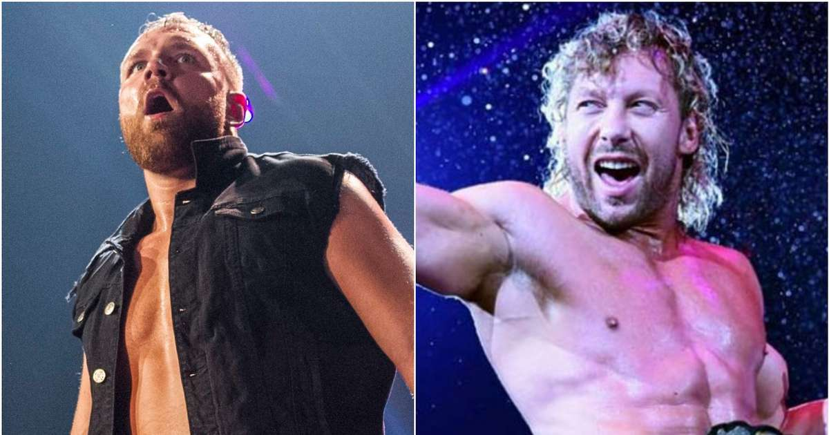 Moxley Omega AEW