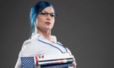 AEW Leva Bates The Librarian