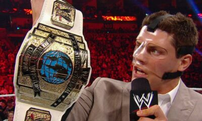 Cody Rhodes WWE Intercontinental Championship