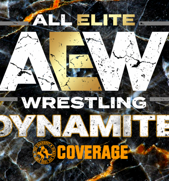AEW Dynamite Coverage