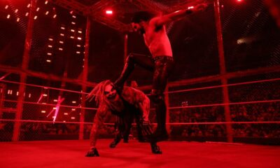 Hell In A Cell The Fiend Seth Rollins