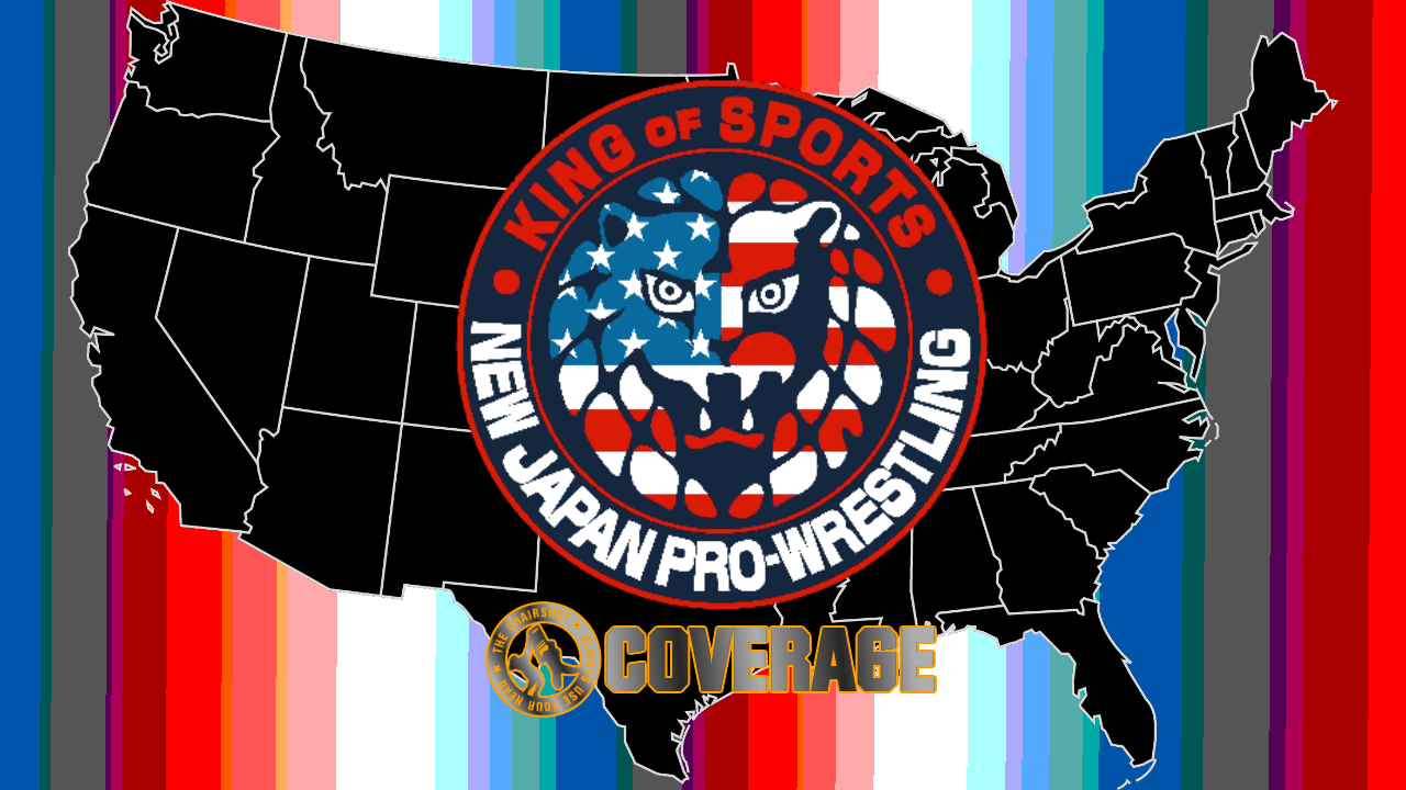 NJPW America News and Coverage