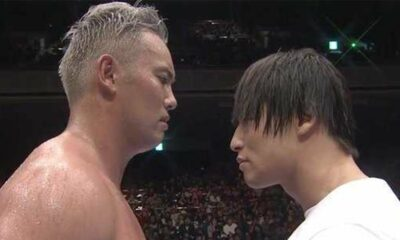 New Japan King Of Pro Wrestling Okada Ibushi