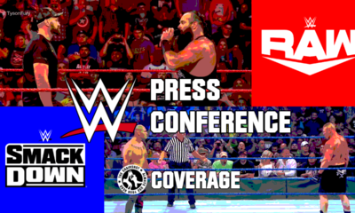 WWE Press Conference 10-11-19