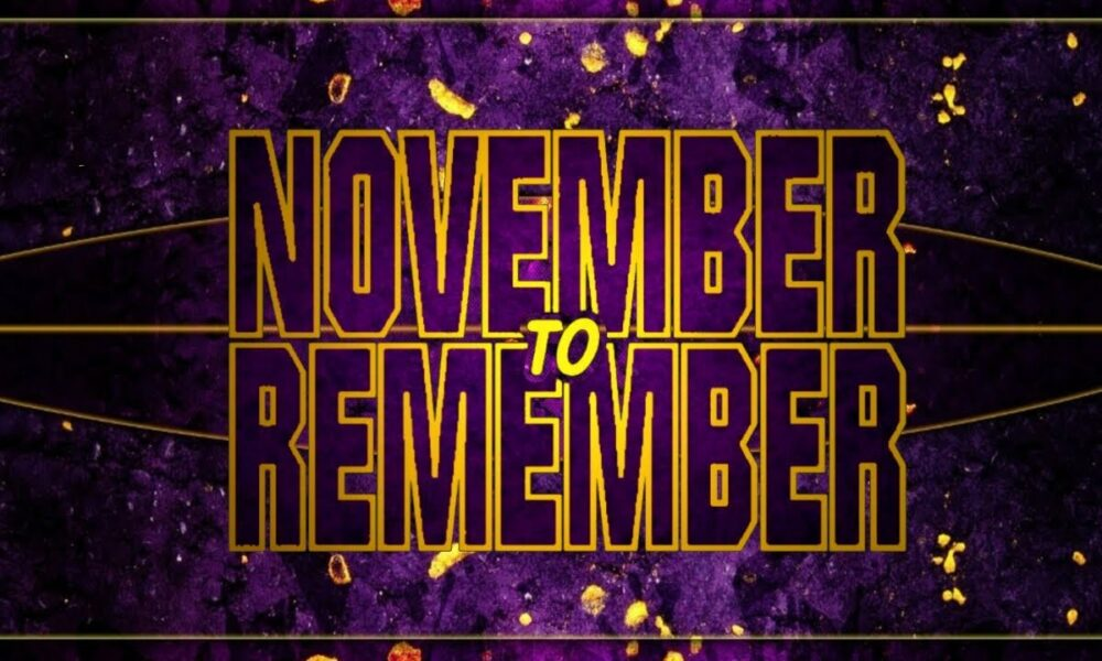 ECW November To Remember