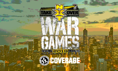 NXT TakeOver WarGames III