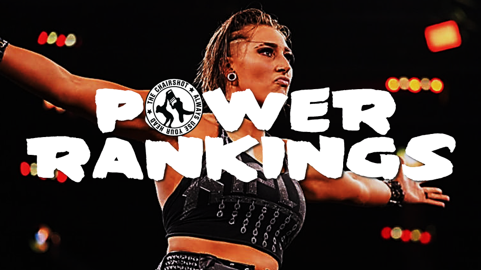 Power Rankings Rhea Ripley NXT