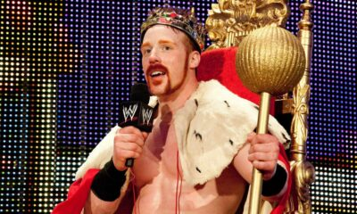 Sheamus WWE King Of The Ring