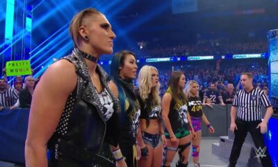 WWE NXT Survivor Series Women's Team