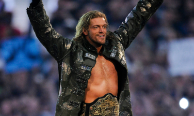 Edge WWE Return