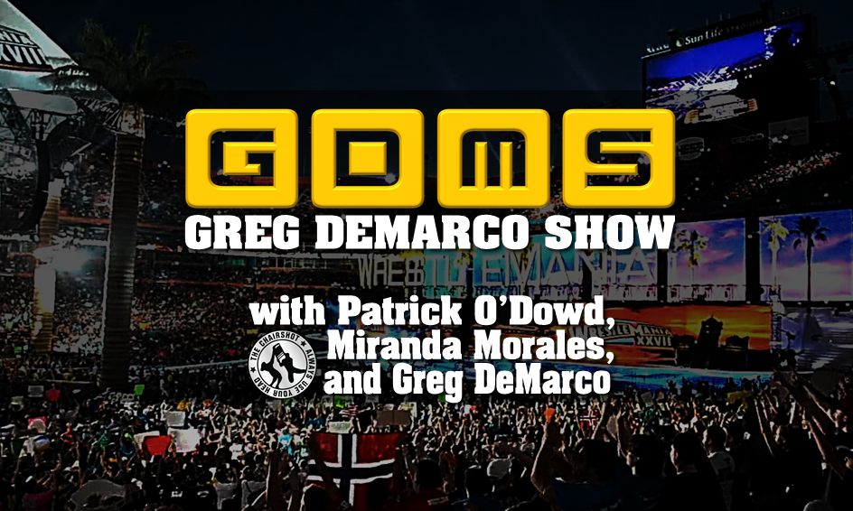 Greg DeMarco Show Long