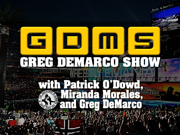 Greg DeMarco Show Square