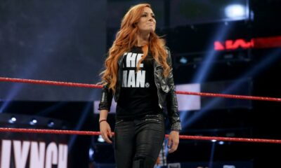 WWE WrestleMania 36 Becky Lynch
