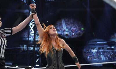 Becky Lynch 2019 WWE Royal Rumble Winner