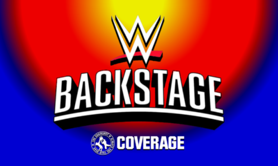 WWE Backstage 2020