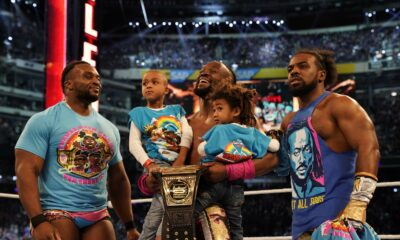 Kofi Kingston New Day Team Of The Year
