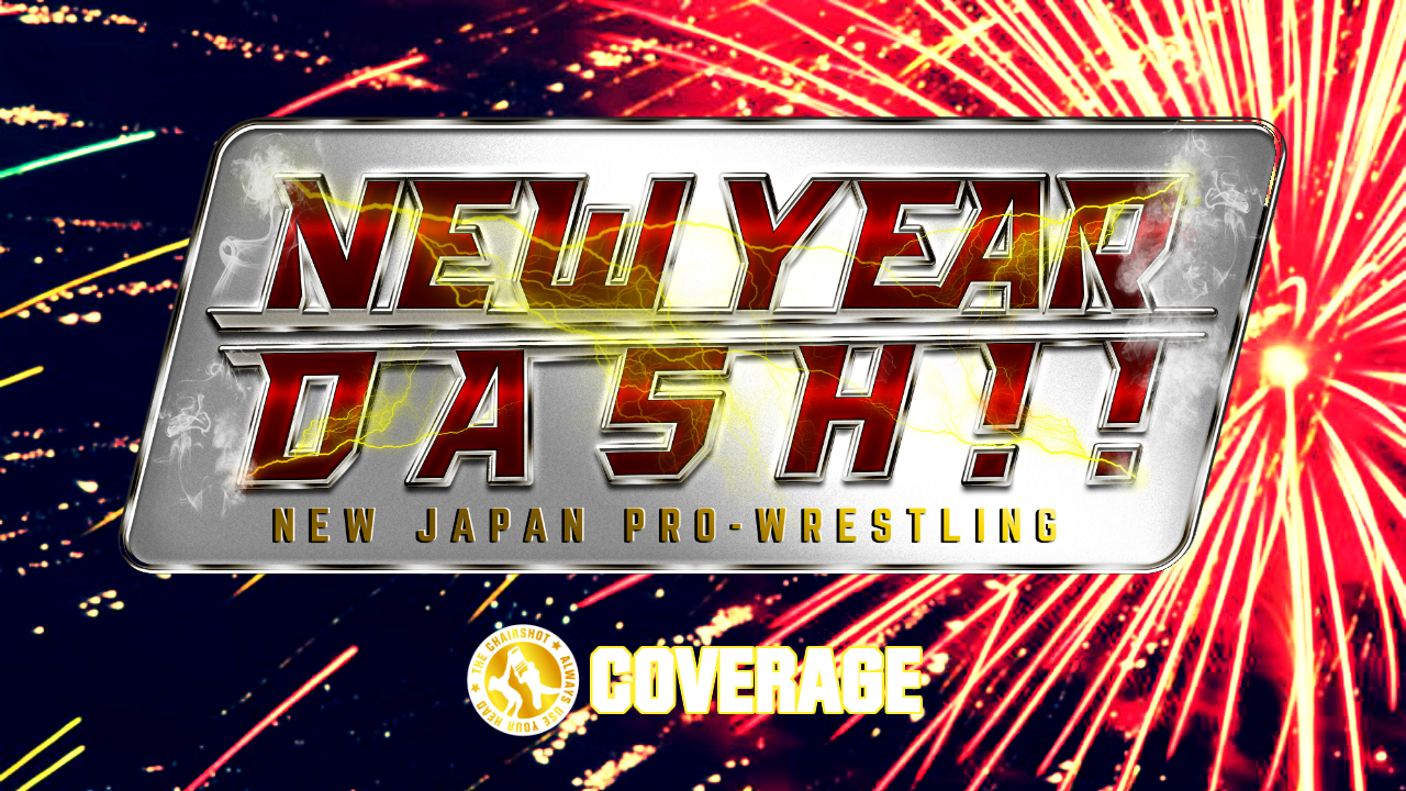 NJPW New Year Dash 2020