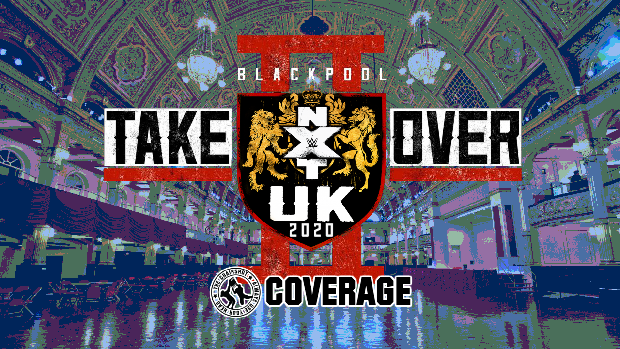 NXT UK TakeOver Blackpool II
