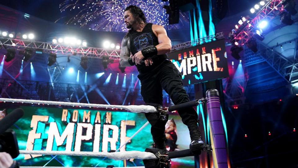 Roman Reigns WWE Royal Rumble