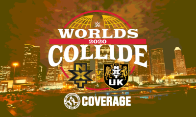 WWE Worlds Collide Houston