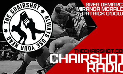 Chairshot Radio Graphic