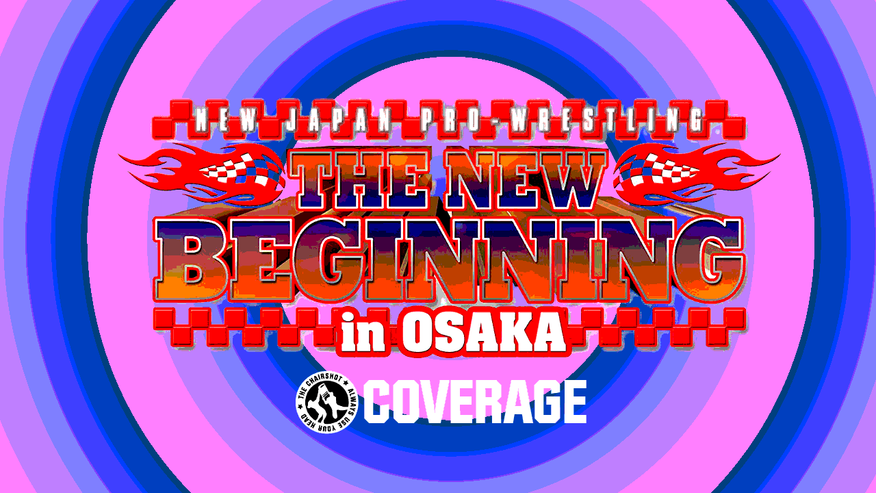 NJPW New Beginning in Osaka 2020