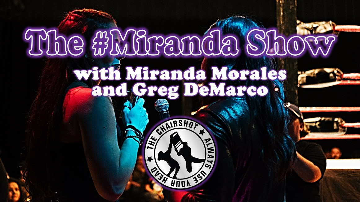 The #Miranda Show WWE WrestleMania 36