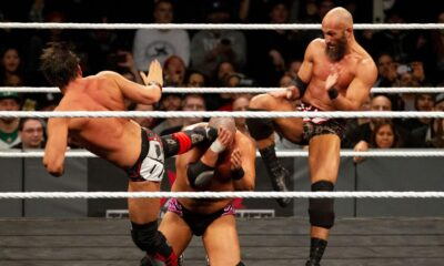 NXT Takeover DIY The Revival Johnny Gargano Tommaso Ciampa