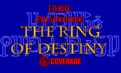 Legend of Zelda Hyrule Pro-Wrestling