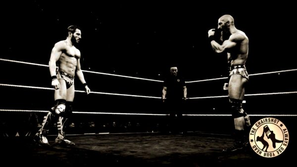 Johnny Gargano Tommaso Ciampa Edit