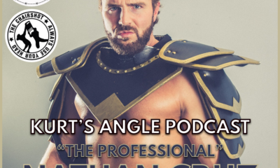 Nathan Cruz Kurt's Angle Podcast