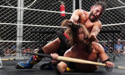 WWE NXT Takeover XXV Johnny Gargano vs Adam Cole