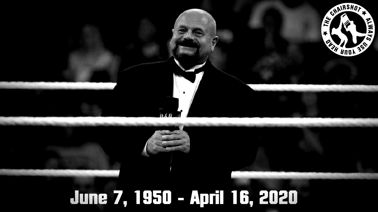 WWE Howard Finkel RIP