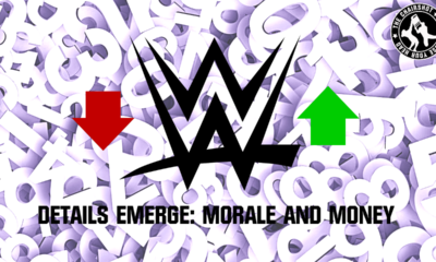 WWE News Morale and Money