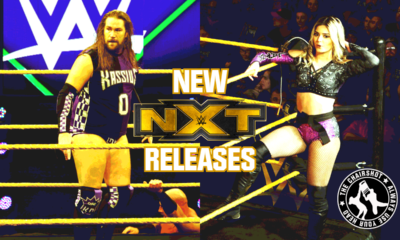 WWE Releases For NXT