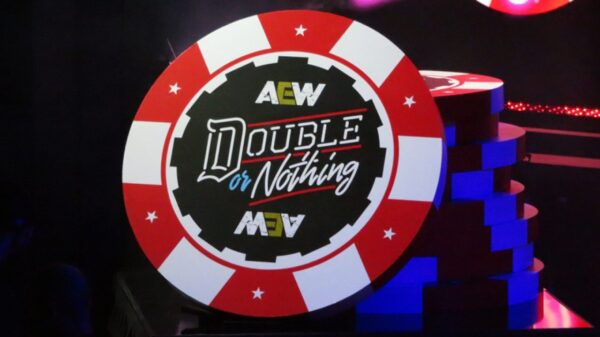 AEW Double Or Nothing Chip
