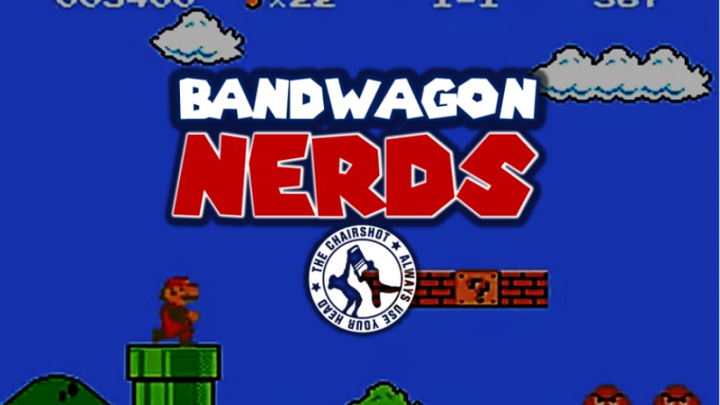 Bandwagon Nerds Mario
