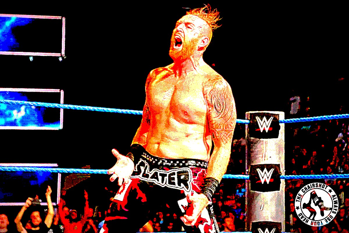 Heath Slater AEW Chairshot Edit