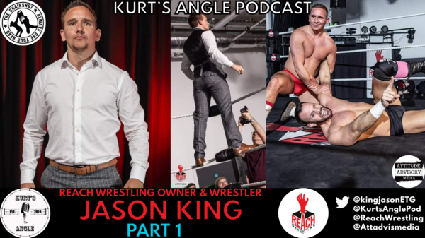 Kurt's Angle Jason King Interview